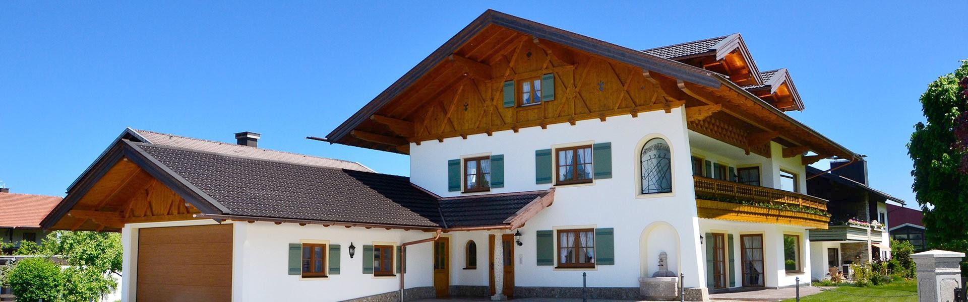 Ferienwohnung Hauszeit in Bernau am Chiemsee