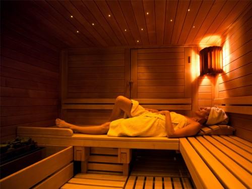 Wellness Bonnschlöss Sauna
