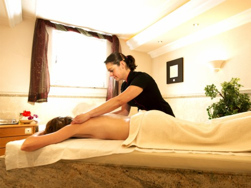 Wellness Bonnschlössl Massage