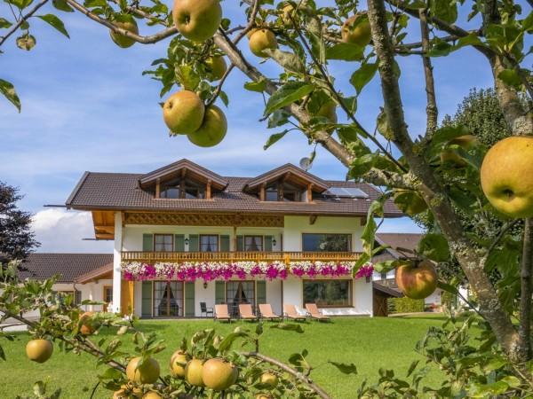 Chiemsee Hauszeit Ferienwohnungen